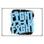 Fight The Fight Prostate Cancer Banner