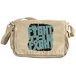 Fight The Fight Prostate Cancer Messenger Bag