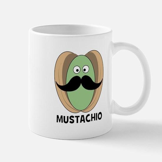 The Great Mustachio Mug