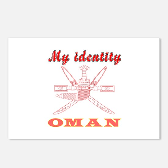 My Identity Oman Postcards (Package of 8)