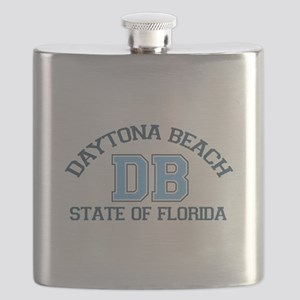 Daytona Beach - Varsity Design. Flask