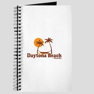Daytona Beach - Palm Trees Design. Journal