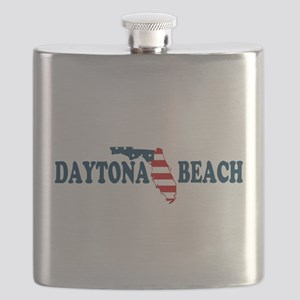 Daytona Beach - Map Design. Flask