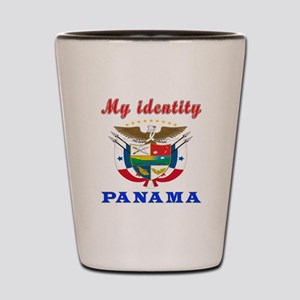 My Identity Panama Shot Glass