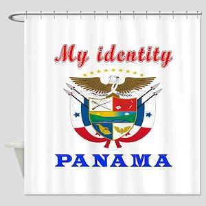 My Identity Panama Shower Curtain