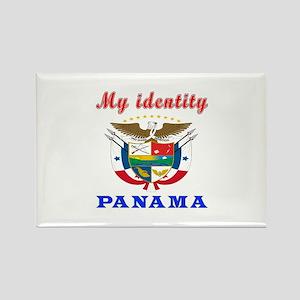 My Identity Panama Rectangle Magnet