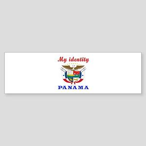 My Identity Panama Sticker (Bumper)