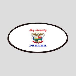 My Identity Panama Patches