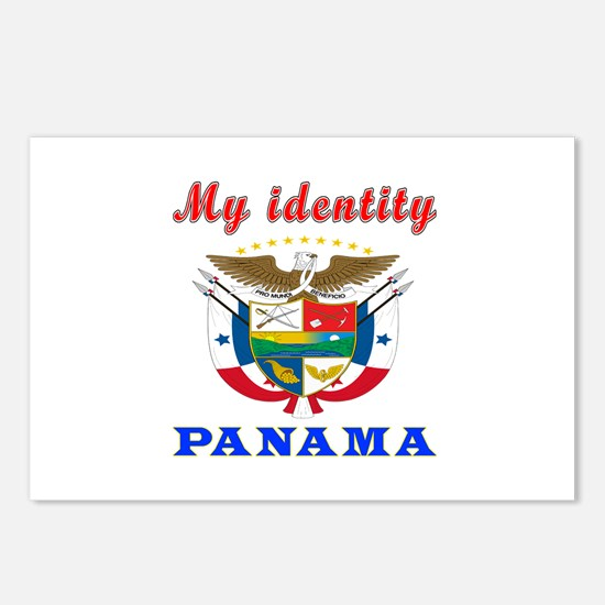 My Identity Panama Postcards (Package of 8)