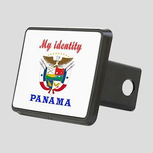 My Identity Panama Rectangular Hitch Cover