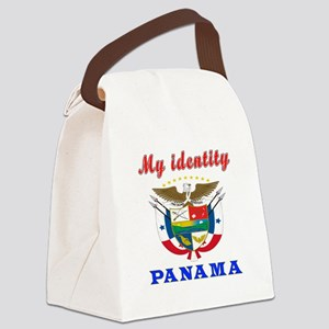 My Identity Panama Canvas Lunch Bag
