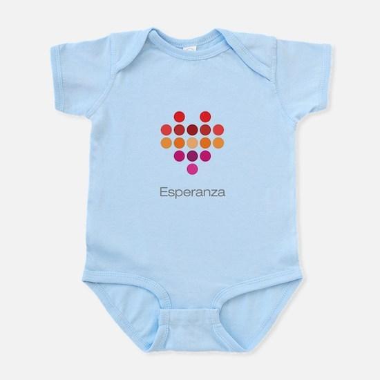 I Heart Esperanza Body Suit