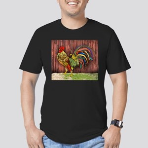 Rooster by the Barn T-Shirt