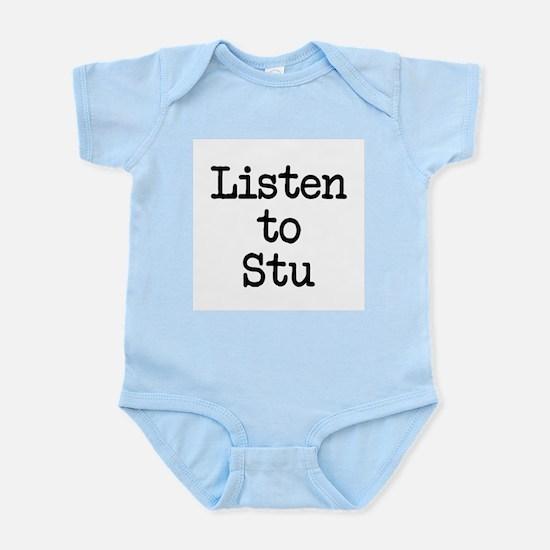 Listen to Stu Body Suit