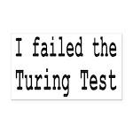 I Failed The Turing Test Computer Rectangle Car Ma