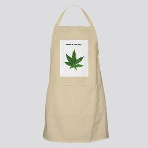 Whats in your bag? Apron