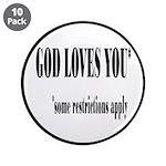 God Loves You Restrictions Apply 3.5