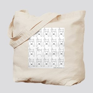 One of These Terriers! Tote Bag