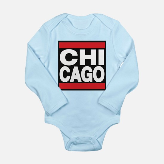 chicago red Body Suit