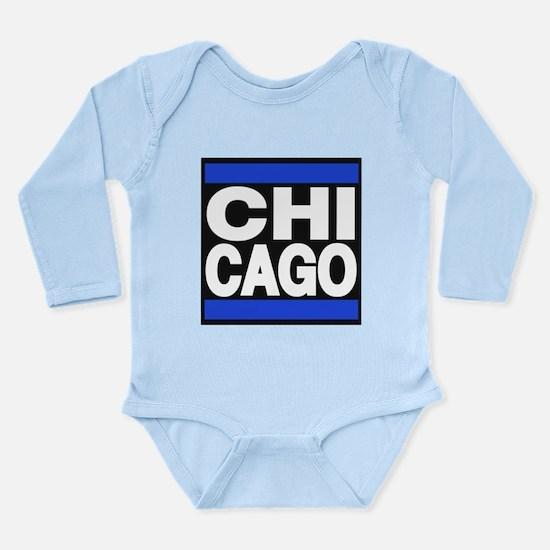 chicago blue Body Suit