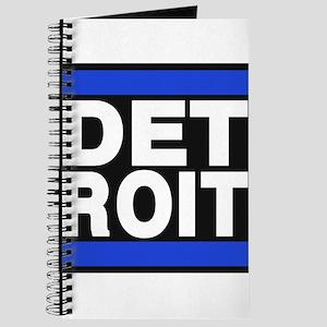 detroit blue Journal