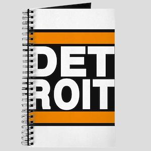 detroit orange Journal