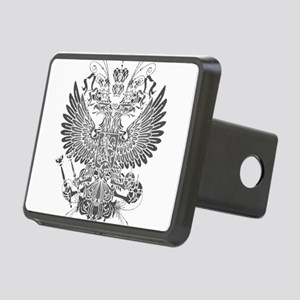 Byzantine Eagle Rectangular Hitch Cover