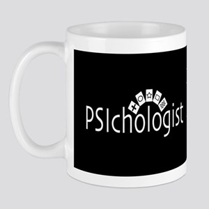 PSIchologist Dark Mug