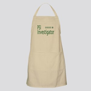PSI Investigator BBQ Apron