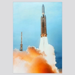 Launch of a Titan IV rocket