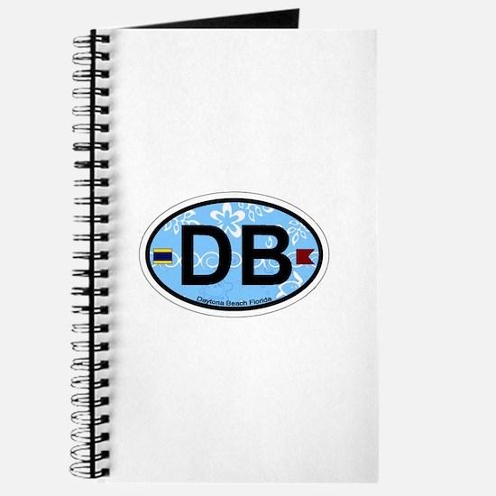 Daytona Beach - Oval Design. Journal