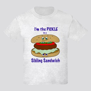 MIDDLE CHILD - PICKLE TWO Kids Light T-Shirt