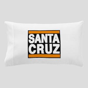 santacruz orange Pillow Case