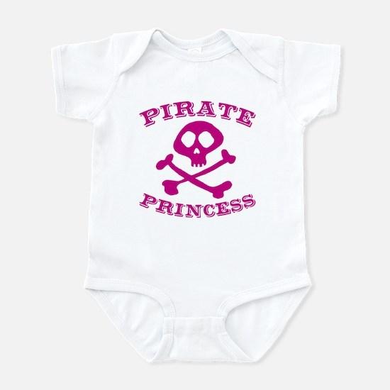 Pirate Princess Infant Bodysuit