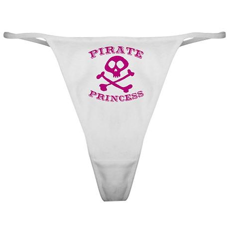 Pirate Princess Classic Thong