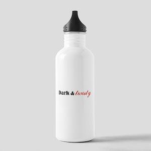 Dark Twisty Water Bottle