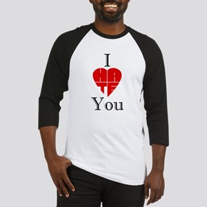 Love/Hate Baseball Jersey