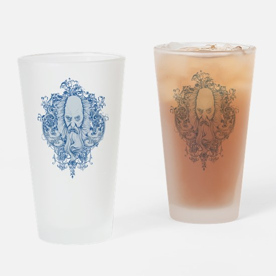 The Old God Drinking Glass