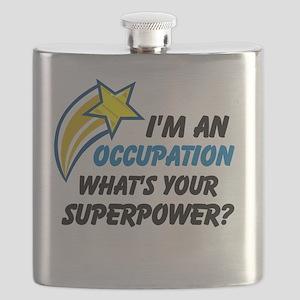 Custom Occupation (an) Flask