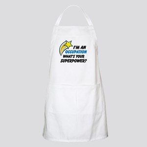 Custom Occupation (an) Light Apron