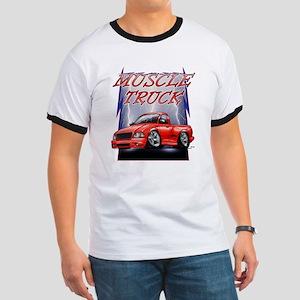 Red F150 Lightning T-Shirt