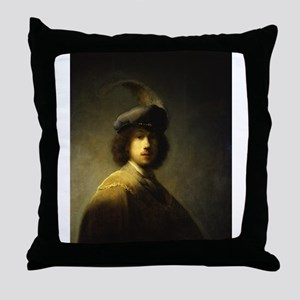remnrabdt Throw Pillow