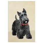 Scottish Terrier Large Poster