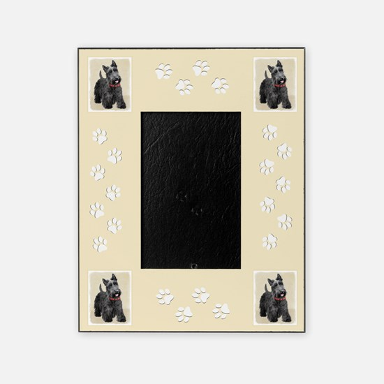 Scottish Terrier Picture Frame