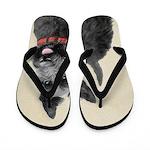 Scottish Terrier Flip Flops