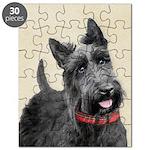 Scottish Terrier Puzzle