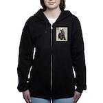 Scottish Terrier Women's Zip Hoodie