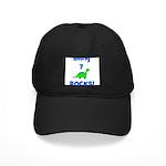 Being 7 Rocks! Dinosaur Black Cap