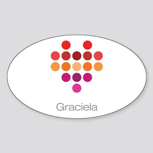 I Heart Graciela Sticker