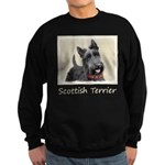 Scottish Terrier Sweatshirt (dark)